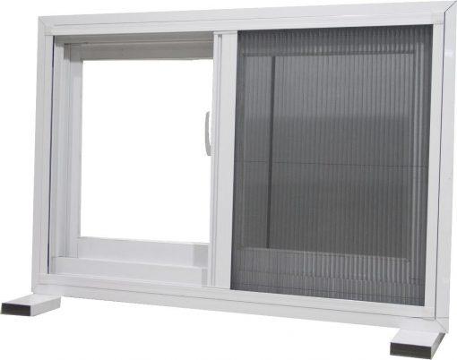 Accordion Window Screen